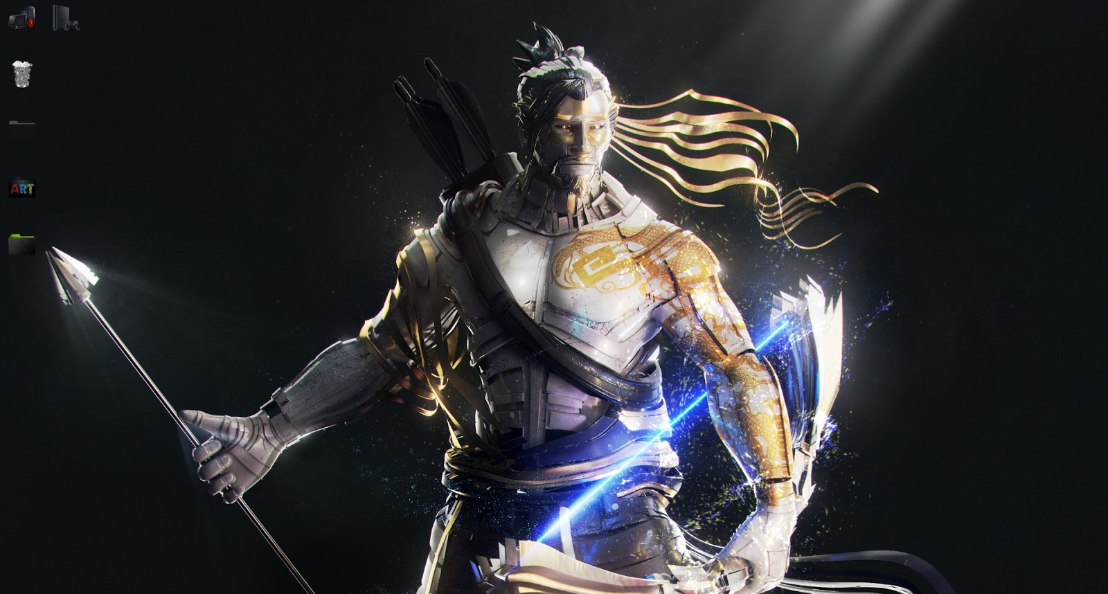Download our free software and turn videos into your desktop wallpaper! wallpaper engine Overwatch Hanzo 4k live wallpaper free ...