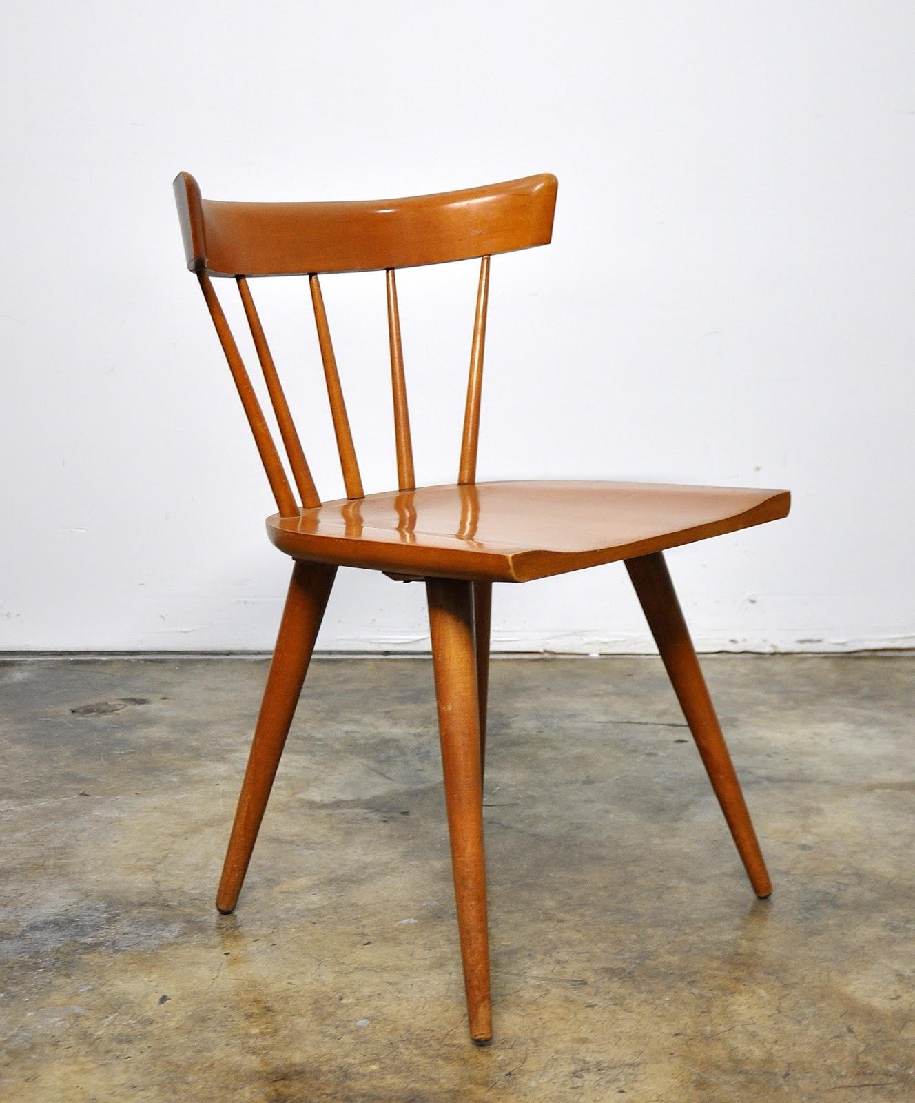 desk or chair kids wood select modern paul mccobb side