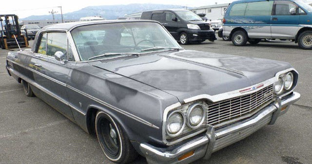 19599a2n6 General Motors Chevrolet Impala Lhd For Png To