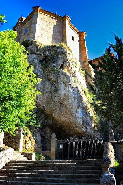 Soria. Ermita de San Saturio