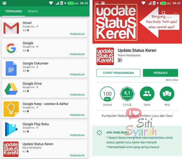 solusi aplikasi android rusak tidak bisa dibuka