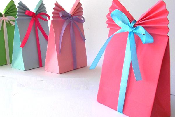 Φτιάξε τις δικές σου σακουλίτσες για δώρα