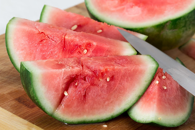 blood pressure, watermelon