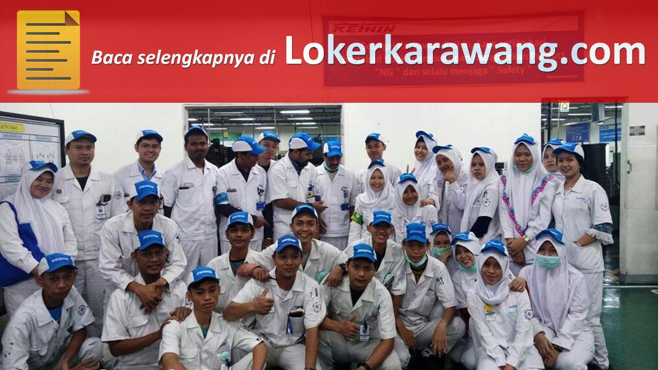 PT. Keihin Indonesia Karawang