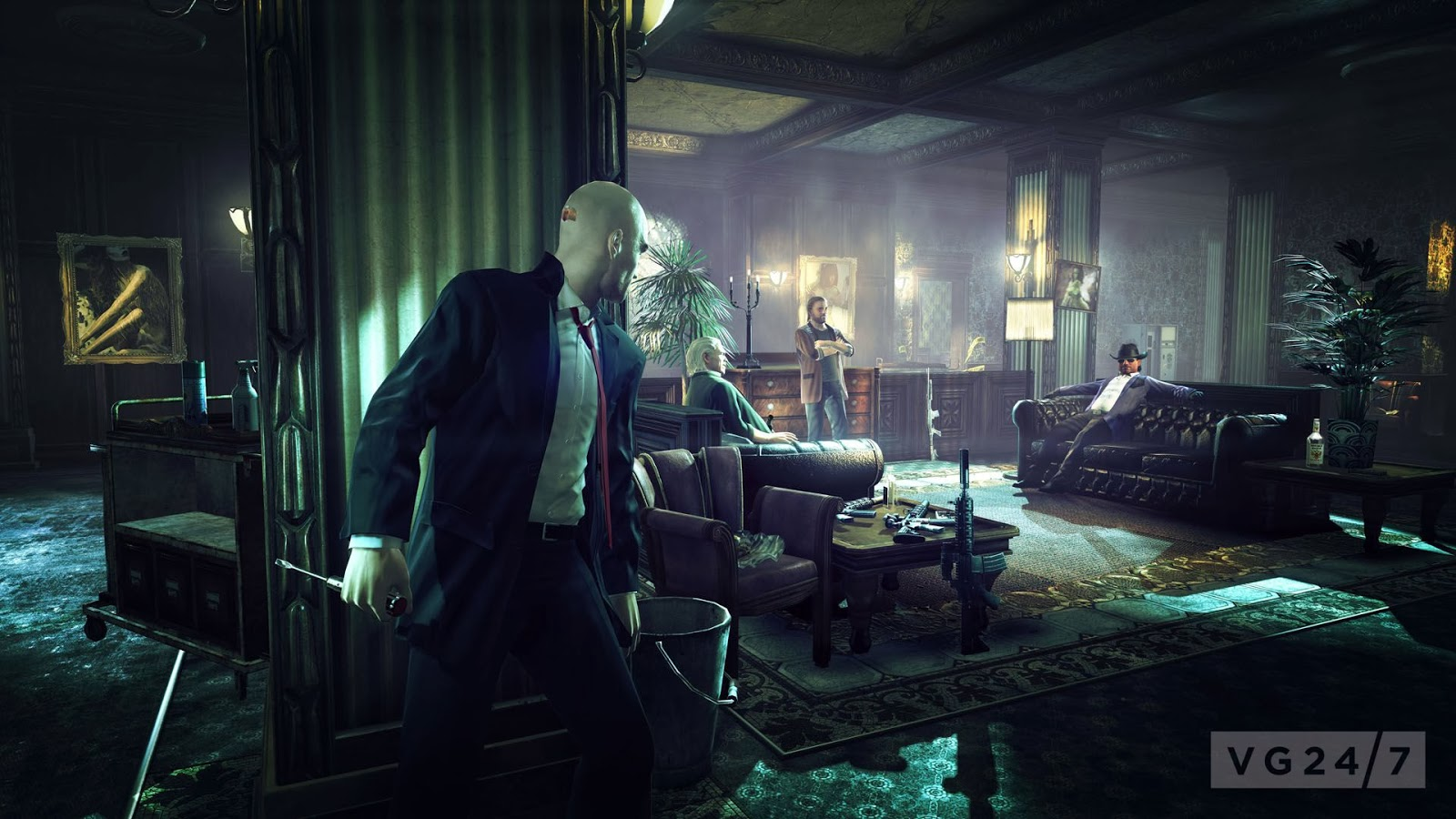 hitman absolution download torent iso pc