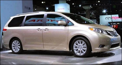 2018 Toyota Sienna Review Price Release Date