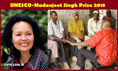 UNESCO-Madanjeet Singh Prize for the Promotion of Tolerance and Non-Violence