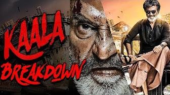 KAALA Official First Look Breakdown | Is RAJINI God Of Time?