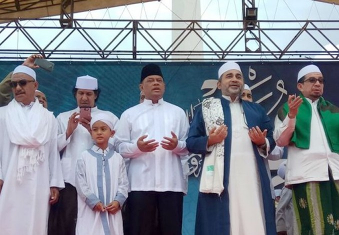 Jenderal Gatot: Ulama Berkata Kasar Tak Mencontohkan Rasulullah