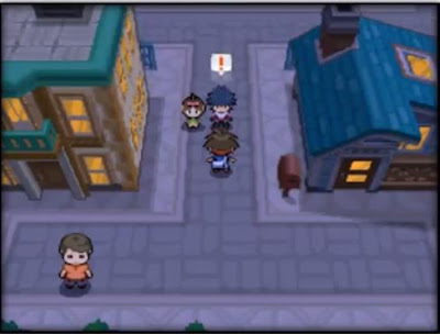 Pokemon Black Version - Screenshot 1