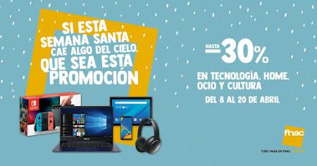 Top 10 ofertas promociones Semana del PC y Renove de tablets y smartphones de Fnac.es