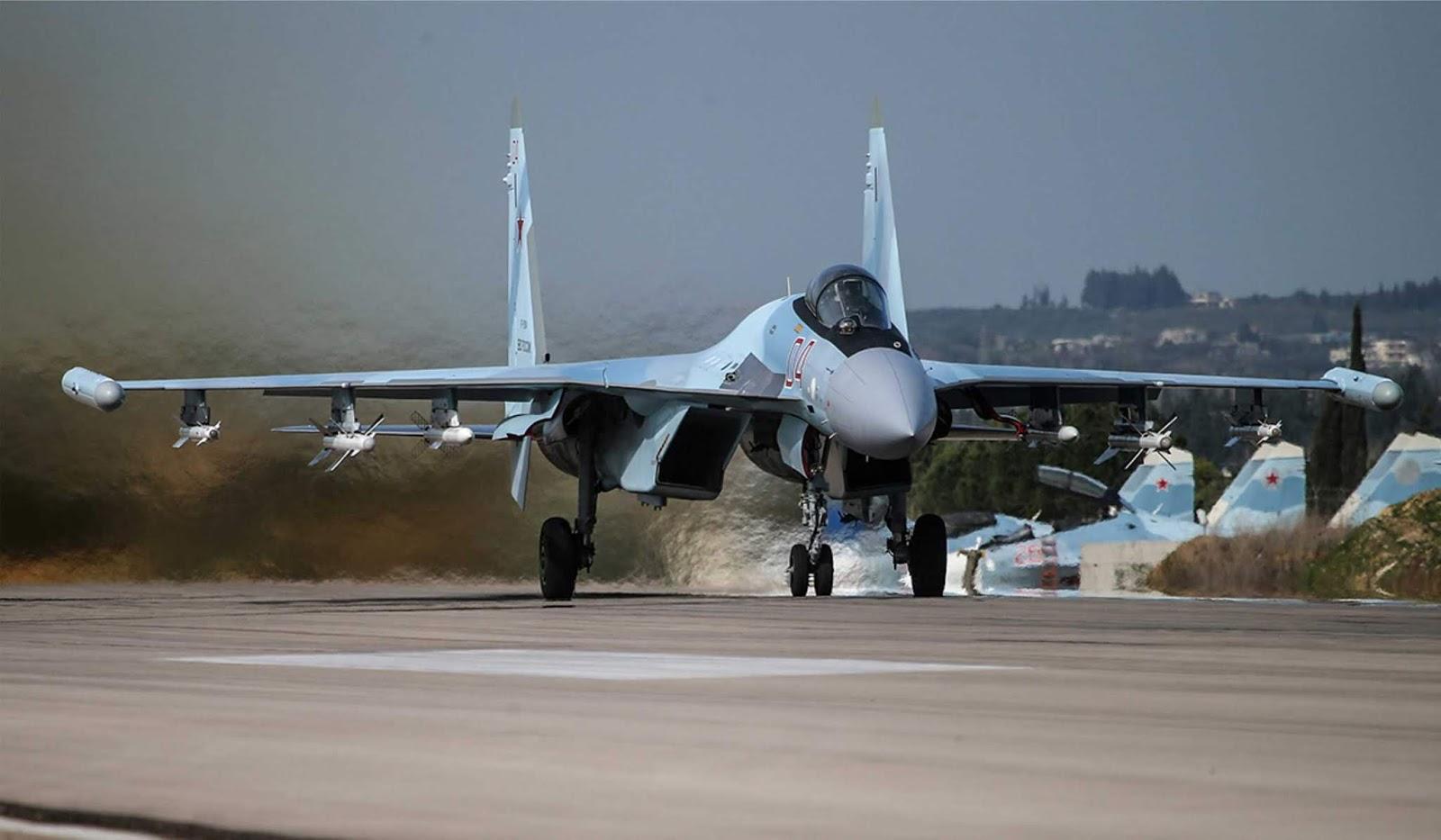 Kontrak untuk pasokan ke Indonesia dari Su-35 tidak ditunda