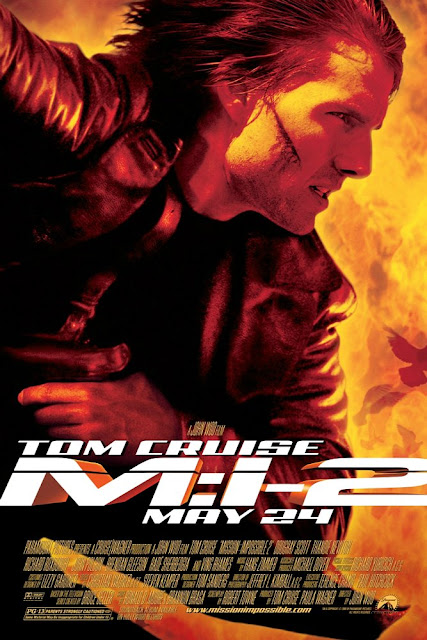 poster Mission Impossible II 2000 Full Movie Download Dual Audio 720p
