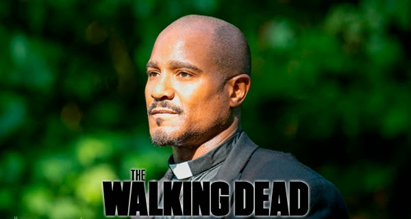 Seth Gilliam es el padre Gabriel en The Walking Dead 5x02