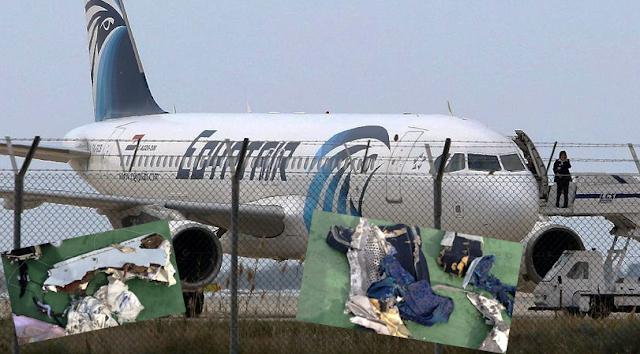 kronologis Juga Perburuan Kotak hitam Dan Puing-Puing EgyptAir Jet