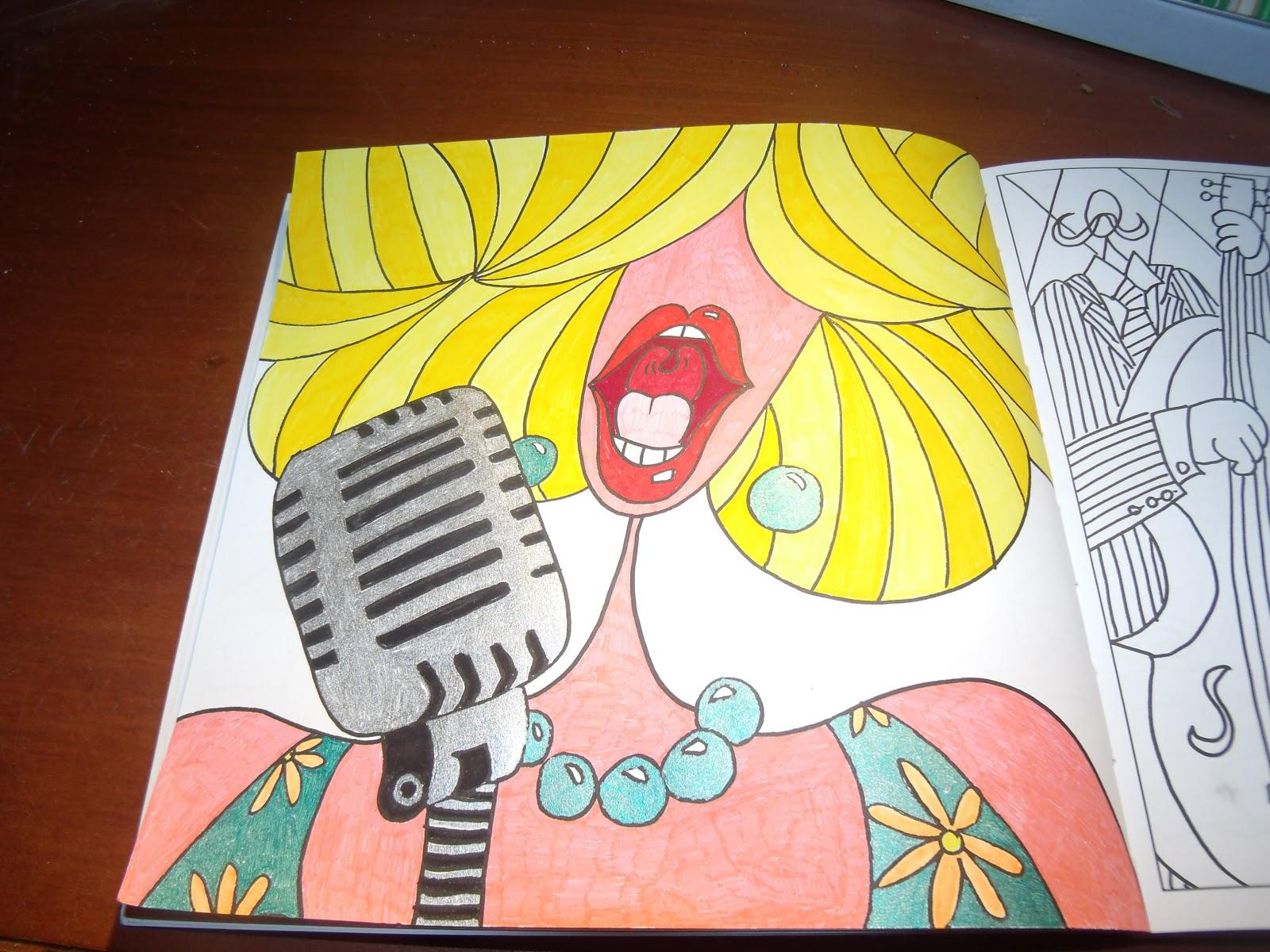 Perfectsweetcolors Het Enige Echte Dikke Dames Kleurboek Voor