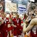 Τα κορίτσια του Ολυμπιακού κατέκτησαν το νταμπλ για δεύτερη σερί σεζόν
