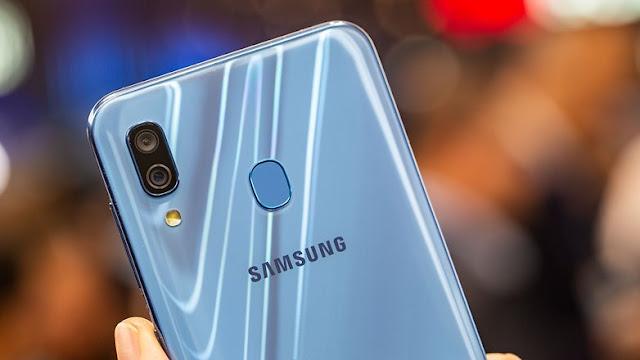 سعر ومواصفات هاتف Galaxy A30 الجديد