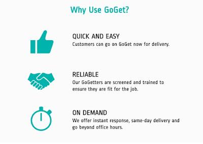 benefits of GoGet
