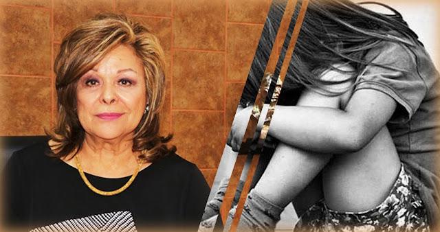 La legisladora María Trinidad Vaca Chacón y el maltrato infantil en Baja California.