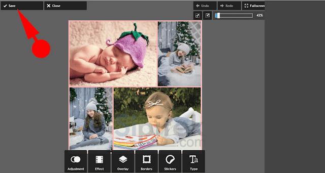Cara Menggabungkan Foto