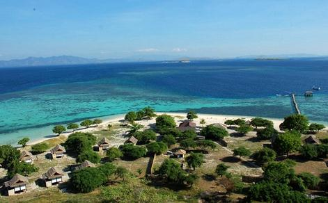 destinasi wisata pulau bidadari