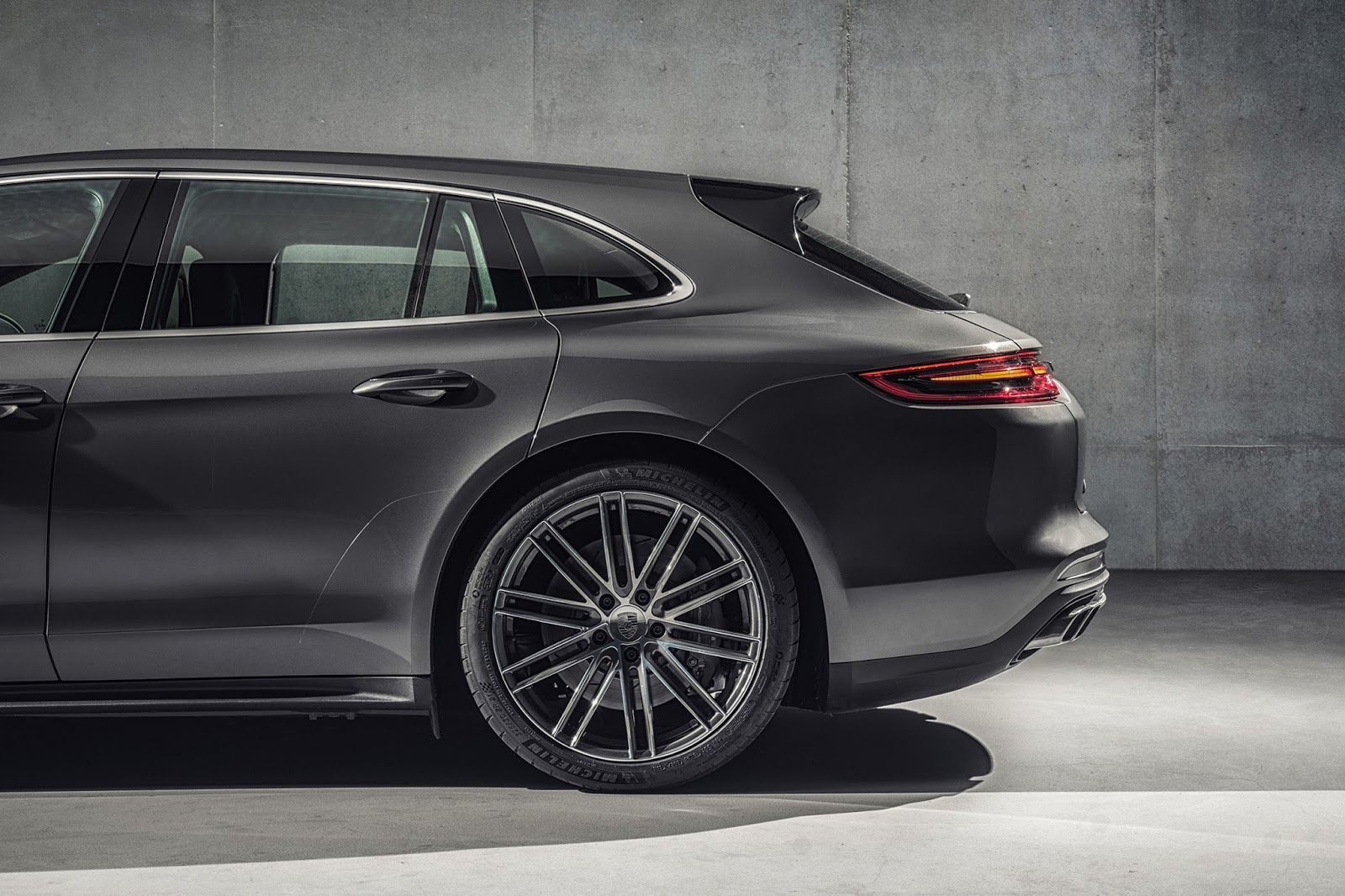 Porsche Panamera Sport Turismo Is The Finest Of Them All