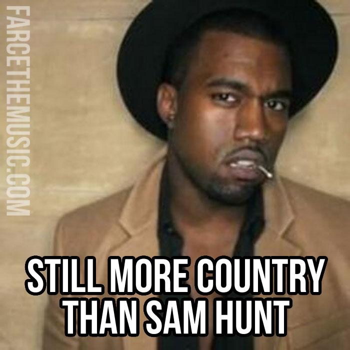 Farce The Music Kanye West Memes Taylor Swift Sam Hunt Etc