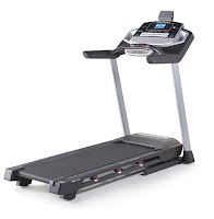 "ProForm Pro 1000 Treadmill, suitable for intensive use with powerful 3.0 chp Mach Z commercial motor, 20x60"" tread belt, ProShox Cushioning, 0-12 mph speeds, 0-12% incline, 22 workout programs, iFit enabled"