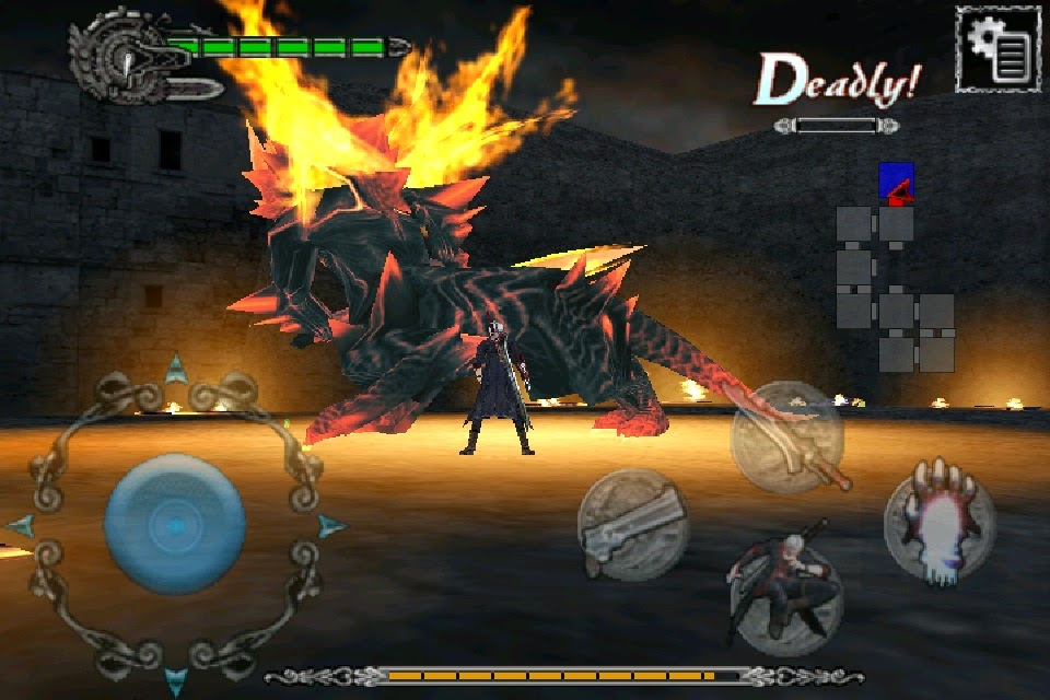 DEVIL MAY CRY 4 REFRAIN FULL APK DATA