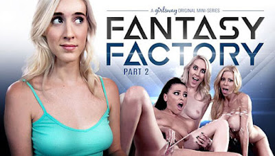 Adriana Chechik, Cadence Lux, Alexis Fawx (Fantasy Factory 2: Squirting Therapist) – GirlsWay