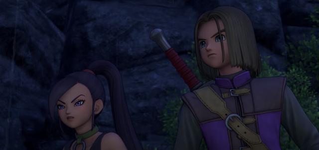 Presentada la Edition of Light de Dragon Quest XI