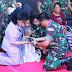 TNI Gelar Bakti Sosial dan Kesehatan kepada Masyarakat di Lombok Utara