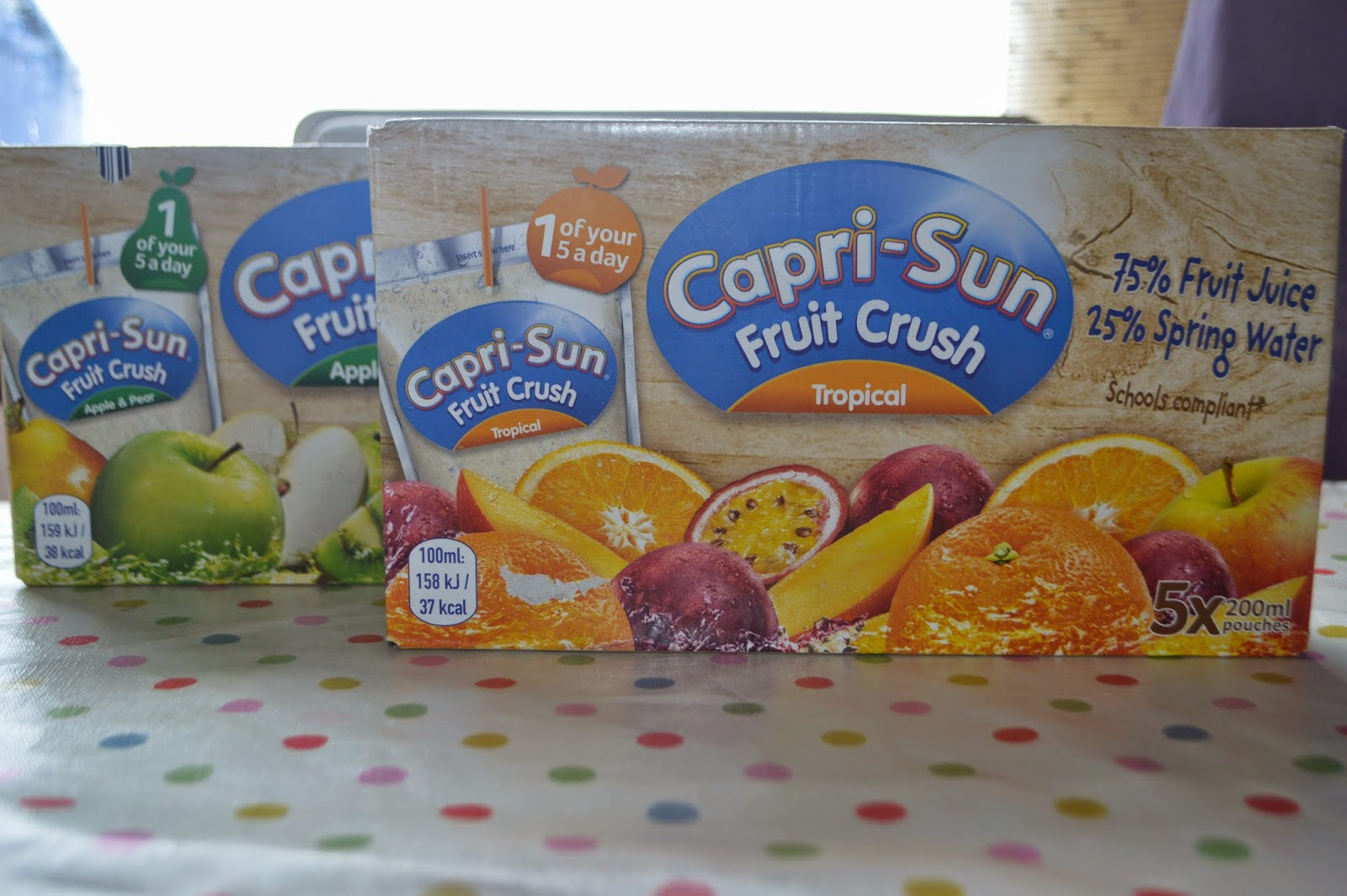 , Back to School Lunchbox Ideas for Little Pirates #CapriSunSchool