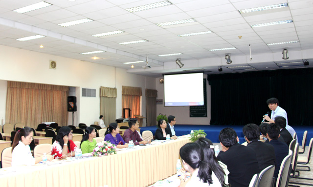 quang trung software city essay Quang trung software park also known as quang trung software city, is a  business park in district 12 of ho chi minh city, approximately 15 kilometres (93  mi).