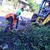 Prosigue el plan de erradicación de residuos voluminosos en diferentes sectores de la ciudad