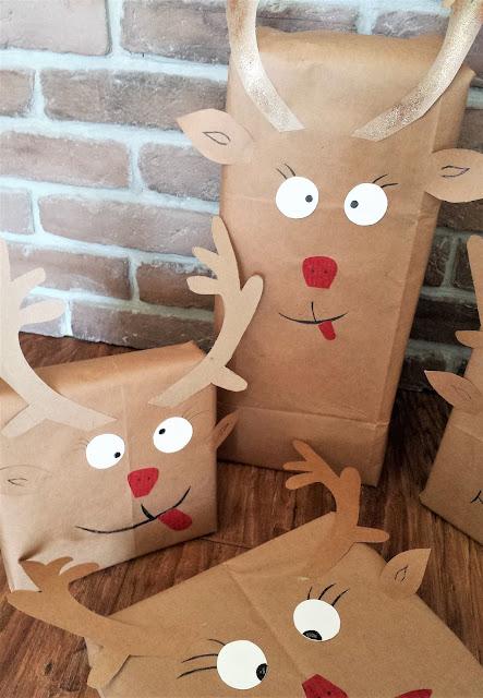 jak zapakować prezent bożonarodzeniowy