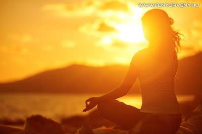 A meditáció elkezdése