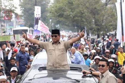 Asyari Usman: Insiden Prabowo Marah, Memang Beda Kelas Dengan Joko…