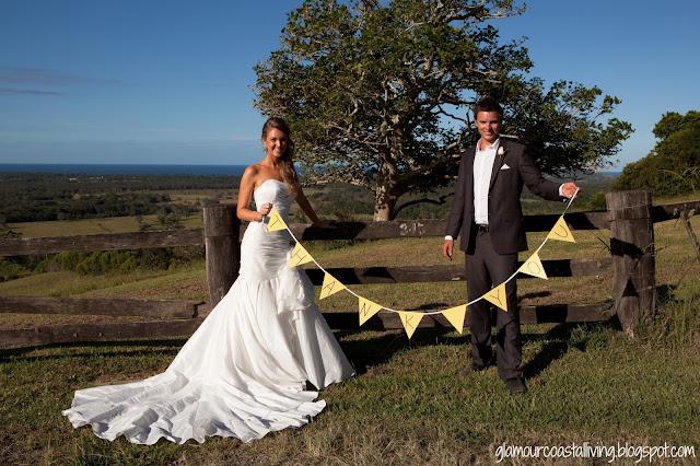 Wedding Cakes Byron Bay Area