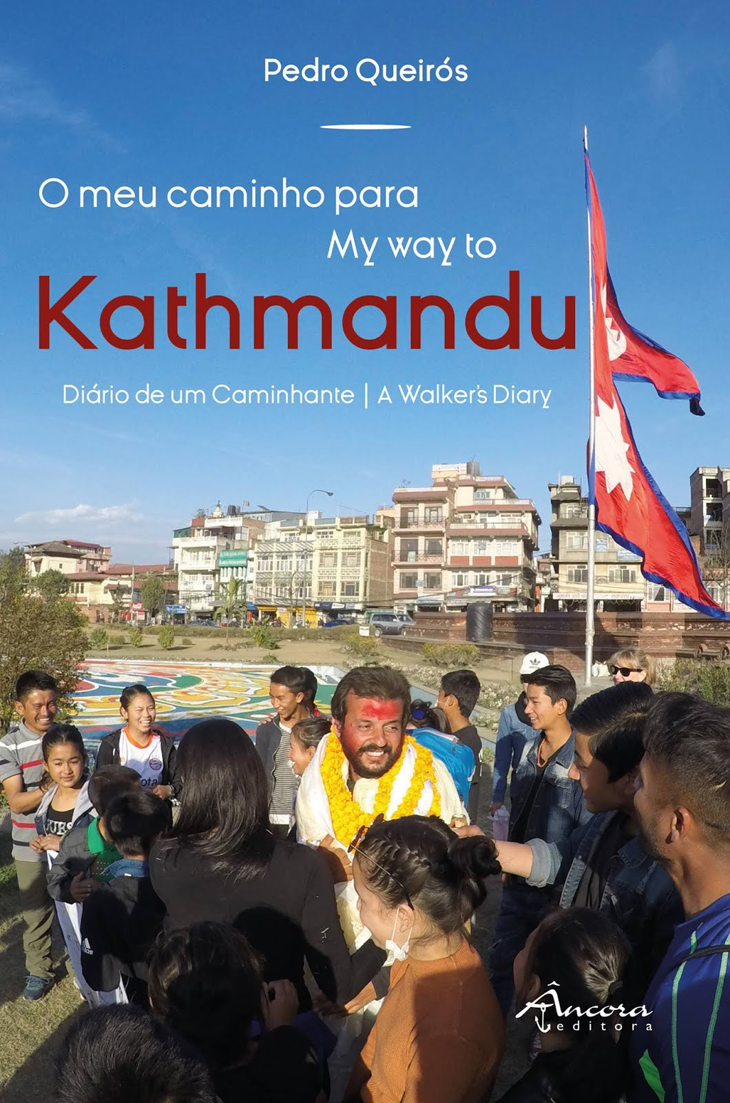 "BOOK ""MY WAY TO KATHMANDU"""