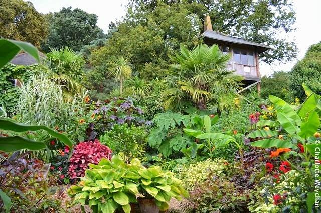 The Galloping Gardener: A fantasy landscape in Norfolk ...