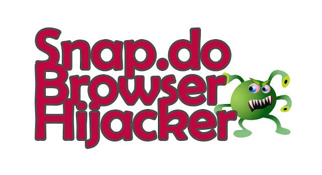 Snap.do browser hijacker virus supposed figure