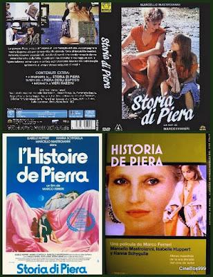 История Пьеры / Storia Di Piera. 1983.