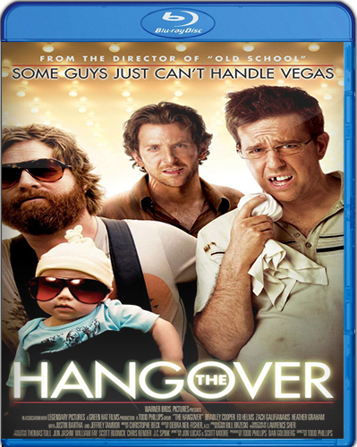 The Hangover [2009] [BD25] [Español]