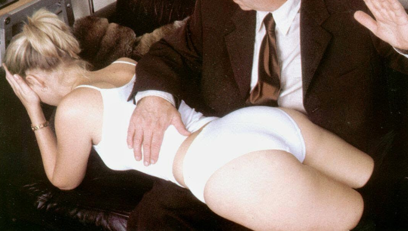 White Panties Spanking Club Porn Video 302