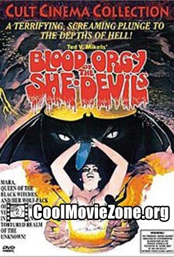 Blood Orgy of the She-Devils (1973)