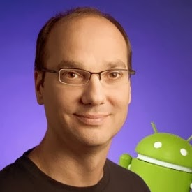 Andy Robin Android Chief Looks for Google Robotics