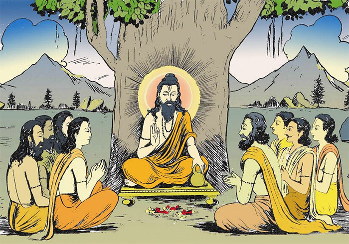 Sukracharya's Penance & teaching