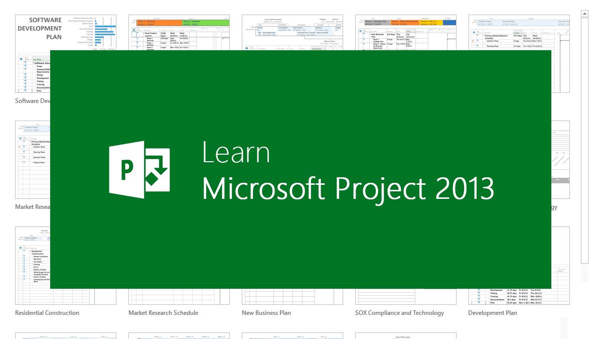 Compucursos ms project 2013 tutorial completo gratuito videos microsoft project o msp es un software de administracin de proyectos diseado desarrollado y comercializado por microsoft para asistir a administradores baditri Choice Image